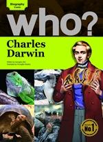 도서 이미지 - [오디오북] Who? Charles Darwin