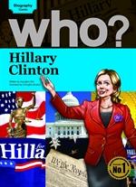 도서 이미지 - [오디오북] Who? Hillary Clinton