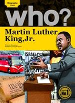 도서 이미지 - [오디오북] Who? Martin Luther King