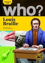 도서 이미지 - [오디오북] Who? Louis Braille