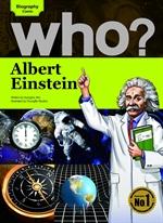 도서 이미지 - [오디오북] Who? Albert Einstein