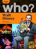 도서 이미지 - [오디오북] Who? Walt Disney