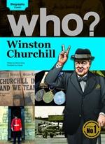 도서 이미지 - [오디오북] Who? Winston Churchill