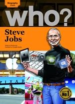 도서 이미지 - [오디오북] Who? Steve Jobs