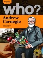 도서 이미지 - [오디오북] Who? Andrew Carnegie
