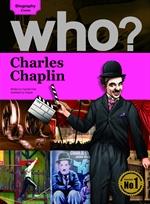 도서 이미지 - [오디오북] Who? Charlie Chaplin