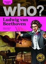 도서 이미지 - [오디오북] Who? Ludwig van Beethoven