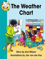 도서 이미지 - Read Along L1-1 The Weather Chart