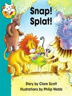 도서 이미지 - Read Along L1-2 Snap! Splat!