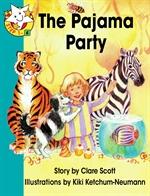 도서 이미지 - Read Along L1-6 The Pajama Party
