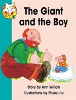 도서 이미지 - Read Along L1-9 The Giant and the Boy