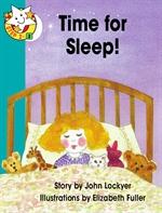 도서 이미지 - Read Along L2-3 Time for Sleep!