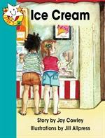 도서 이미지 - Read Along L2-4 Ice Cream