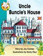 도서 이미지 - Read Along L2-6 Uncle Buncle's House