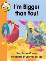 도서 이미지 - Read Together L1-3 I'm bigger than You!