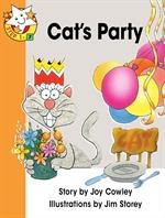 도서 이미지 - Read Together L1-7 Cat's Party