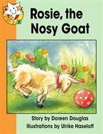 도서 이미지 - Read Together L2-8 Rosie, the Nosy Goat