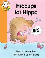도서 이미지 - Read Together L3-5 Hiccups for Hippo
