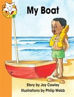 도서 이미지 - Read Together L3-7 My Boat