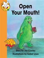 도서 이미지 - Read Together L3-8 Open Your Mouth!