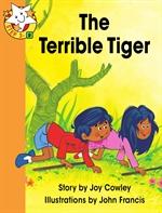 도서 이미지 - Read Together L3-9 The Terrible tiger