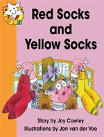 도서 이미지 - Read Together L4-2 Red Socks and Yellow Socks