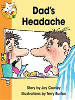 도서 이미지 - Read Together L4-3 Dad's Headache