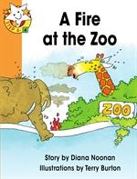 도서 이미지 - Read Together L4-4 A Fire at the Zoo