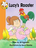 도서 이미지 - Read Together L4-5 Lucy's Rooster