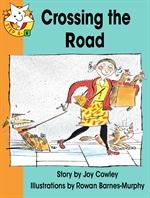 도서 이미지 - Read Together L4-6 Crossing the Road