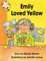 도서 이미지 - Read Together L4-8 Emily Loved Yellow