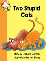 도서 이미지 - Read Together L4-9 Two Stupid Cats
