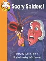 도서 이미지 - Read Together L5-3 Scary Spiders!