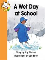 도서 이미지 - Read Together L5-4 A Wet Day at School