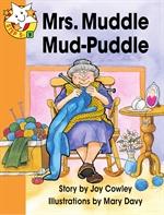 도서 이미지 - Read Together L5-9 Mrs. Muddle Mud-Puddle