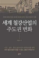도서 이미지 - 세계 철강산업의 주도권 변화