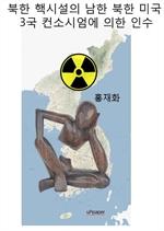 도서 이미지 - 북한 핵시설의 남한 북한 미국 3국 컨소시엄에 의한 인수
