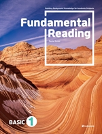 도서 이미지 - Fundamental Reading BASIC 1
