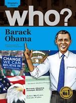 도서 이미지 - Who? 01 Barack Obama