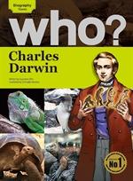 도서 이미지 - Who? 02 Charles Darwin