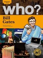 도서 이미지 - Who? 03 Bill Gates