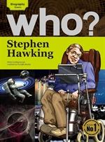 도서 이미지 - Who? 05 Stephen Hawking