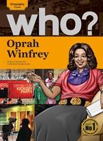 도서 이미지 - Who? 06 Oprah Winfrey