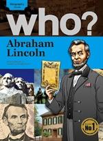 도서 이미지 - Who? 09 Abraham Lincoln