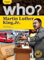 도서 이미지 - Who? 10 Martin Luther King, Jr.