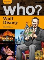 도서 이미지 - Who? 14 Walt Disney