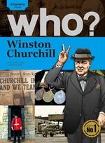 도서 이미지 - Who? 15 Winston Churchill