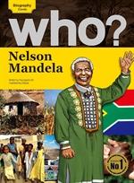도서 이미지 - Who? 17 Nelson Mandela