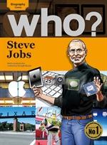 도서 이미지 - Who? 18 Steve Jobs