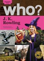 도서 이미지 - Who? 19 J. K. Rowling